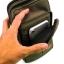 DAKAR กระเป๋าหนังคาดเอว ใบใหญ่ แนวตั้ง ใส่มือถือขนาด 5 - 6.5 นิ้ว (A03) thumbnail 18