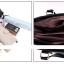 [ Pre-Order ] - กระเป๋าสะพายไหล่แฟชั่น สีเบจเรียบเก๋ ปักลายดอกไม้ตกแต่งน่ารักๆ ทรง Shopping Bag ดีไซน์สวยเรียบหรู ดูดี งานหนังคุณภาพ ช่องใส่ของเยอะ thumbnail 17