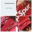 [ พร้อมส่ง ] - กระเป๋าเป้แฟชั่น สไตล์ยุโรป สีแดง Spur ใบเล็กกระทัดรัด ดีไซน์สวยเก๋ไม่ซ้ำใคร เหมาะกับสาว ๆ ที่กำลังมองหากระเป๋าเป้ใบจิ๋ว thumbnail 6