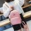 [ พร้อมส่ง Hi-End ] - กระเป๋าเป้แฟชั่น สีดำวิ้งค์ๆ ใบกลางๆ ดีไซน์สวยเก๋ปรับใช้งานได้หลากสไตล์ ดูดีสไตล์แบรนด์ งานหนังคุณภาพดี ไม่ซ้ำใคร thumbnail 24