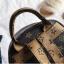 [ พร้อมส่ง Hi-End ] - กระเป๋าเป้แฟชั่น ใบกลางๆ สีน้ำตาล ลาย LV ดีไซน์สวยเรียบหรู ดูดีสไตล์แบรนด์ งานหนังคุณภาพดีแบบหนาไม่บาง thumbnail 21