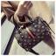 [ พร้อมส่ง Hi-End ] - กระเป๋าถือ/สะพาย ทรงหมอนใบกลางๆ สีดำ ลาย LV ดีไซน์สวยเรียบหรู ดูดีสไตล์แบรนด์ งานหนังคุณภาพดีแบบหนาไม่บาง thumbnail 15