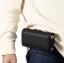 """กระเป๋าคาดเอว 2 ชั้น สำหรับ iPhone Samsung มือถือทุกรุ่นขนาดไม่เกิน 5.5"""" thumbnail 19"""
