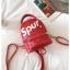 [ พร้อมส่ง ] - กระเป๋าเป้แฟชั่น สไตล์ยุโรป สีแดง Spur ใบเล็กกระทัดรัด ดีไซน์สวยเก๋ไม่ซ้ำใคร เหมาะกับสาว ๆ ที่กำลังมองหากระเป๋าเป้ใบจิ๋ว thumbnail 25