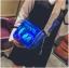 [ พร้อมส่ง ] - กระเป๋าคลัทช์ สะพาย สีน้ำเงินโฮโลแกรม ดีไซน์สวยเก๋เท่ๆ รับสงกรานต์ งานสวยโดดเด่น ขนาดกระทัดรัด งานสวยมากๆค่ะ สำเนา thumbnail 12
