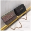[ พร้อมส่ง ] - กระเป๋าแฟชั่น คลัทช์/สะพาย สีดำรุ้งวิ้งค์ๆ ทรงกล่องสี่เหลี่ยม ขนาดกระทัดรัด ดีไซน์สวยเรียบหรู ดูดี งานสวยค่ะ thumbnail 5