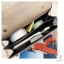 [ พร้อมส่ง Hi-End ] - กระเป๋าคลัทช์ สะพาย สีบรอนด์ทอง ดีไซน์สวยหรู ฟรุ้งฟริ้ง วิ้งค์ๆทั้งใบ ขนาดกระทัดรัด thumbnail 31