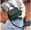 [ พร้อมส่ง ] - กระเป๋าถือ/สะพาย สีเขียวเข้ม ขนาดกระทัดรัด ดีไซน์สวยเรียบหรู ดูดี งานหนังแบบด้าน คุณภาพดีค่ะ thumbnail 4