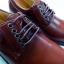 รองเท้าผู้ชาย หนังสีน้ำตาล เบอร์ 36-45 thumbnail 3