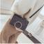 [ พร้อมส่ง ] - กระเป๋าคลัทช์ สะพาย สีเรนโบว์ หนังดำเท่ๆ ดีไซน์สวยหรู ฟรุ้งฟริ้ง วิ้งค์ๆทั้งใบ ขนาดกระทัดรัด งานสวยมากๆค่ะ สำเนา thumbnail 11
