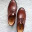 รองเท้าหนังสีน้ำตาล ผู้หญิง เบอร์ 38-40 ยี่ห้อ CSB thumbnail 7