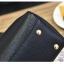 [ พร้อมส่ง ] - กระเป๋าแฟชั่น ถือ/สะพาย สีชาเขียว ขนาดกระทัดรัด ปักหมุดเท่ๆ ทรงตั้งได้ ดีไซน์สวยเก๋ ดูดี งานหนังสวยมากค่ะ thumbnail 12