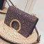 [ พร้อมส่ง ] - กระเป๋าคลัทช์ สะพาย สีเรนโบว์ หนังดำเท่ๆ ดีไซน์สวยหรู ฟรุ้งฟริ้ง วิ้งค์ๆทั้งใบ ขนาดกระทัดรัด งานสวยมากๆค่ะ สำเนา thumbnail 22