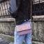 [ พร้อมส่ง ] - กระเป๋าแฟชั่น คลัทช์/สะพาย สีรุ้งวิ้งค์ๆ ทรงกล่องสี่เหลี่ยม ขนาดกระทัดรัด ดีไซน์สวยเรียบหรู ดูดี งานสวยค่ะ thumbnail 13