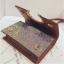 [ พร้อมส่ง ] - กระเป๋าคลัทช์ สะพาย สีเรนโบว์ หนังดำเท่ๆ ดีไซน์สวยหรู ฟรุ้งฟริ้ง วิ้งค์ๆทั้งใบ ขนาดกระทัดรัด งานสวยมากๆค่ะ สำเนา thumbnail 31