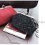 [ Pre-Order ] - กระเป๋าคลัทช์ สะพาย สีแดง ดีไซน์สวยหรู ฟรุ้งฟริ้ง วิ้งค์ๆทั้งใบ ขนาดกระทัดรัด งานสวยมากๆค่ะ thumbnail 6