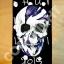 เคสโทรศัพท์ สกรีน - หัวกระโหลก thumbnail 1