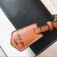 [ พร้อมส่ง ] - กระเป๋าถือ/สะพาย สีทูโทนขาวดำ ทรงกล่องขนาดกระทัดรัด ห้อยป้ายเก๋ๆ ดีไซน์สวยเรียบหรู ดูดี งานหนังคุณภาพดี ช่องใส่ของ 3 ช่อง thumbnail 25