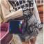 [ พร้อมส่ง ] - กระเป๋าคลัทช์ สะพาย สีดำโฮโลแกรม ดีไซน์สวยเก๋เท่ๆ รับสงกรานต์ งานสวยโดดเด่น ขนาดกระทัดรัด งานสวยมากๆค่ะ thumbnail 6