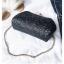 [ Pre-Order ] - กระเป๋าคลัทช์ สะพาย สีเงิน ดีไซน์สวยหรู ฟรุ้งฟริ้ง วิ้งค์ๆทั้งใบ ขนาดกระทัดรัด งานสวยมากๆค่ะ thumbnail 10