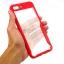 iPaky: เคส iPhone 8 Plus รุ่นขอบสีหลังใส thumbnail 11
