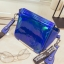 [ พร้อมส่ง ] - กระเป๋าคลัทช์ สะพาย สีน้ำเงินโฮโลแกรม ดีไซน์สวยเก๋เท่ๆ รับสงกรานต์ งานสวยโดดเด่น ขนาดกระทัดรัด งานสวยมากๆค่ะ สำเนา thumbnail 16