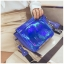 [ พร้อมส่ง ] - กระเป๋าคลัทช์ สะพาย สีน้ำเงินโฮโลแกรม ดีไซน์สวยเก๋เท่ๆ รับสงกรานต์ งานสวยโดดเด่น ขนาดกระทัดรัด งานสวยมากๆค่ะ สำเนา thumbnail 13