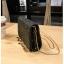 [ พร้อมส่ง ] - กระเป๋าคลัทช์ สะพาย สีดำ ดีไซน์สวยหรู ฟรุ้งฟริ้ง วิ้งค์ๆทั้งใบ ขนาดกระทัดรัด งานสวยมากๆค่ะ thumbnail 16