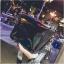 [ พร้อมส่ง ] - กระเป๋าคลัทช์ สะพาย สีดำโฮโลแกรม ดีไซน์สวยเก๋เท่ๆ รับสงกรานต์ งานสวยโดดเด่น ขนาดกระทัดรัด งานสวยมากๆค่ะ thumbnail 12