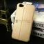 เคส OPPO R9s Pro รุ่น 2 ช่อง รูดรับสาย หนังเกรด A thumbnail 3