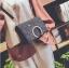 [ พร้อมส่ง ] - กระเป๋าคลัทช์ สะพาย สีเรนโบว์ หนังดำเท่ๆ ดีไซน์สวยหรู ฟรุ้งฟริ้ง วิ้งค์ๆทั้งใบ ขนาดกระทัดรัด งานสวยมากๆค่ะ สำเนา thumbnail 14