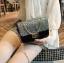 [ พร้อมส่ง ] - กระเป๋าแฟชั่น คลัทช์/สะพาย สีรุ้งวิ้งค์ๆ ทรงกล่องสี่เหลี่ยม ซิลิโคนอย่างหนา ขนาดกระทัดรัด ดีไซน์สวยเรียบหรู ดูดี งานสวยค่ะ thumbnail 1