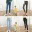 กางเกงยีนส์เอวสูง เข้ารูป 4 สี