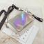[ พร้อมส่ง ] - กระเป๋าคลัทช์ สะพาย สีโฮโลแกรม ดีไซน์สวยเก๋เท่ๆ รับสงกรานต์ งานสวยโดดเด่น ขนาดกระทัดรัด งานสวยมากๆค่ะ thumbnail 21