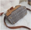 [ พร้อมส่ง ] - กระเป๋าถือ/สะพาย สีดำคลาสสิค ลายสก็อต ขนาดกลางๆ ดีไซน์สวยเก๋เท่ๆ ดูดี ไม่ซ้ำใคร มีกระเป๋าลูก 1 ใบ thumbnail 16