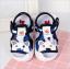 รองเท้ารัดส้น เปิดหน้าระบายอากาศ ลายหมีสีน้ำเงิน Size 17-22 thumbnail 1