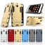 Hybrid Shockproof Armor Rubber Stand Case For Huawei Y5 2017 thumbnail 1