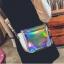 [ พร้อมส่ง ] - กระเป๋าคลัทช์ สะพาย สีโฮโลแกรม ดีไซน์สวยเก๋เท่ๆ รับสงกรานต์ งานสวยโดดเด่น ขนาดกระทัดรัด งานสวยมากๆค่ะ thumbnail 9