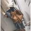 [ พร้อมส่ง ] - กระเป๋าถือ/สะพาย สีน้ำตาลเรโทร ทรงขนมจีบตั้งได้ ดีไซน์สวยเรียบหรู ปีกหมุดเท่ๆ ใบกลางๆ งานหนังคุณภาพสวยมากค่ะ thumbnail 7