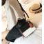[ พร้อมส่ง ] - กระเป๋าถือ/สะพาย สีทูโทนขาวดำ ทรงกล่องขนาดกระทัดรัด ห้อยป้ายเก๋ๆ ดีไซน์สวยเรียบหรู ดูดี งานหนังคุณภาพดี ช่องใส่ของ 3 ช่อง thumbnail 12