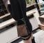 [ พร้อมส่ง ] - กระเป๋าถือ/สะพาย สีน้ำตาล วิ้งค์ๆ ขนาดใบเล็กๆ กระทัดรัด ดีไซน์สวยเก๋หัวบิดเปิดกระเป๋า ดูดี งานสวยน่ารักค่ะ thumbnail 7