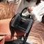 [ พร้อมส่ง ] - กระเป๋าถือ/สะพาย สีดำคลาสสิค ลายสก็อต ขนาดกลางๆ ดีไซน์สวยเก๋เท่ๆ ดูดี ไม่ซ้ำใคร มีกระเป๋าลูก 1 ใบ thumbnail 1