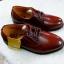 รองเท้าผู้ชาย หนังสีน้ำตาล เบอร์ 36-45 thumbnail 2