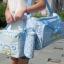 กระเป๋าคุณแม่ ใส่ของเด็กอ่อน Set สุดคุ้ม สีฟ้า/ชมพู/กรมท่า thumbnail 2