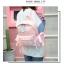 [ พร้อมส่ง ] - กระเป๋าเป้แฟชั่น สีชมพู สุดเท่ ดีไซน์สวยเก๋ไม่ซ้ำใคร สวยสุดมั่น เหมาะกับสาว ๆ ที่ชอบกระเป๋าเป้น้ำหนักเบาๆ thumbnail 9