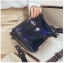 [ พร้อมส่ง ] - กระเป๋าคลัทช์ สะพาย สีดำโฮโลแกรม ดีไซน์สวยเก๋เท่ๆ รับสงกรานต์ งานสวยโดดเด่น ขนาดกระทัดรัด งานสวยมากๆค่ะ thumbnail 13