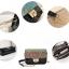 [ พร้อมส่ง ] - กระเป๋าแฟชั่น คลัทช์/สะพาย สีรุ้งวิ้งค์ๆ ทรงกล่องสี่เหลี่ยม ซิลิโคนอย่างหนา ขนาดกระทัดรัด ดีไซน์สวยเรียบหรู ดูดี งานสวยค่ะ thumbnail 4