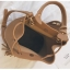 [ พร้อมส่ง ] - กระเป๋าถือ/สะพาย สีฟ้า ทรงขนมจีบตั้งได้ ดีไซน์สวยเรียบหรู ปีกหมุดเท่ๆ ใบกลางๆ งานหนังคุณภาพสวยมากค่ะ thumbnail 11