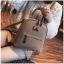[ พร้อมส่ง Hi-End ] - กระเป๋าเป้แฟชั่น สีกากีเข้ม ดีไซน์สวยเรียบหรู ดูดีสไตล์แบรนด์ งานหนังคุณภาพดี ช่องเยอะงานสวย thumbnail 6