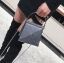 [ พร้อมส่ง ] - กระเป๋าถือ/สะพาย สีเงินวิ้งค์ๆ ขนาดใบเล็กๆ กระทัดรัด ดีไซน์สวยเก๋หัวบิดเปิดกระเป๋า ดูดี งานสวยน่ารักค่ะ thumbnail 4